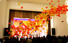Сбор шаров