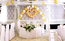 Шары на свадьбы