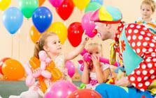 Композиции из шаров для детских праздников