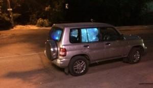 Светящиеся шары в машине