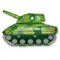 Оформление зала на 23 февраля танк зеленый