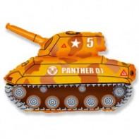 Оформление зала на 23 февраля танки коричневый