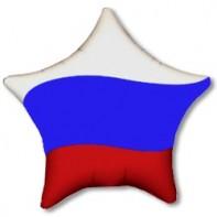 Оформление зала н а23 февраля звезда триколор России
