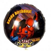 украшение на праздник шар человек паук