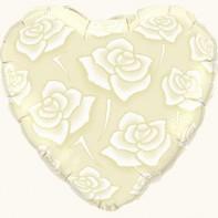 Оформление зала на 8 марта Нежные розы