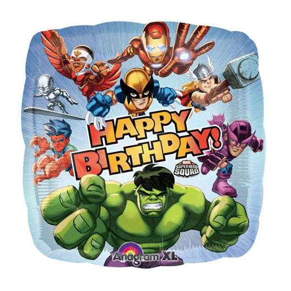 Поздравления с днем рождения фанату марвел