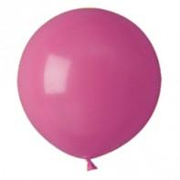 шары розовые, пастель