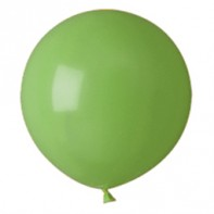Шары зеленые пастель