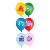 Гелиевые шары на школьный праздник выпускной