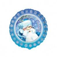 Оформление новогоднего зала русский дед мороз
