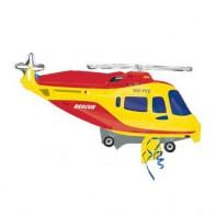 оформление зала шар в виде вертолета