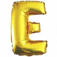 Фигура буква Е для оформления зала